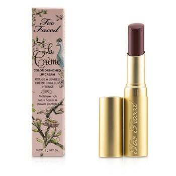 Too Faced La Creme Color Drenched Lip Cream – # Sweet Maple 3g/0.11oz Make Up