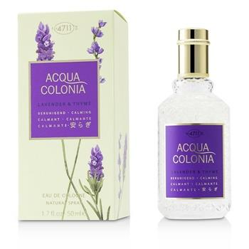 4711 Acqua Colonia Lavender & Thyme Eau De Cologne Spray 50ml/1.7oz Men's Fragrance