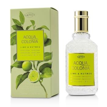 4711 Acqua Colonia Lime & Nutmeg Eau De Cologne Spray 50ml/1.7oz Men's Fragrance