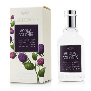 4711 Acqua Colonia Blackberry & Cocoa Eau De Cologne Spray 50ml/1.7oz Men's Fragrance