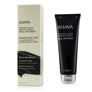 Ahava Dunaliella Algae Refresh & Smooth Peel-Off Mask 125ml/4.2oz Skincare