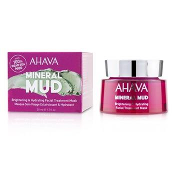 Ahava Mineral Mud Brightening & Hydrating Facial Treatment Mask 50ml/1.7oz Skincare