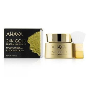 Ahava 24K Gold Mineral Mud Mask 50ml/1.7oz Skincare
