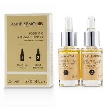 Anne Semonin Soothing Intensive Complex (1x Essential Oil 15ml/0.5oz, 1x Trace Elements 15ml/0.5oz) 2x15ml/0.5oz Skincare