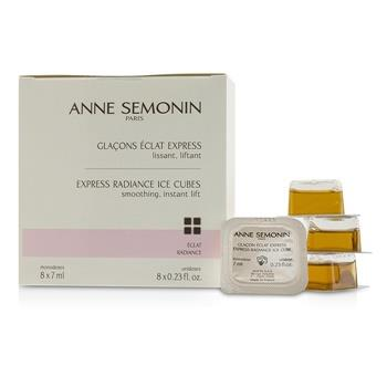Anne Semonin Express Radiance Ice Cubes 8x7ml/0.23oz Skincare