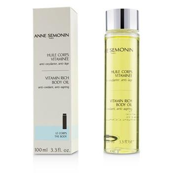 Anne Semonin Vitamin Rich Body Oil 100ml/3.3oz Skincare