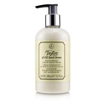 Taylor Of Old Bond Street Sandalwood Luxury Moisturiser 300ml/10.5oz Men's Skincare
