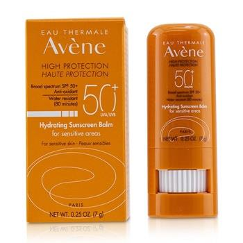 Avene Hydrating Sunscreen Balm SPF 50 – For Sensitive Skin 7g/0.25oz Skincare