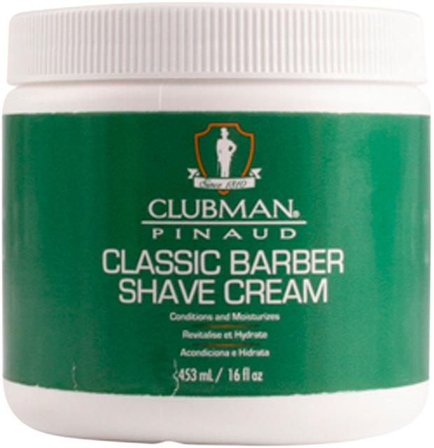 Clubman Pinaud Classic Barber Shave Cream 473ml