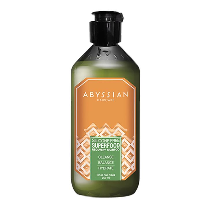 ABYSSIAN Superfood Recovery Shampoo 250ml