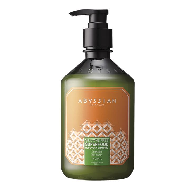 ABYSSIAN Superfood Recovery Shampoo 500ml