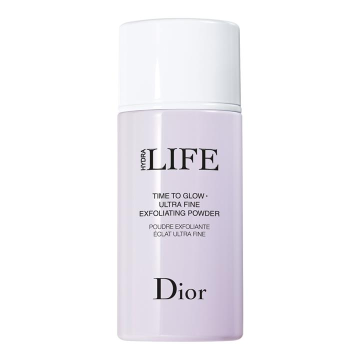 DIOR Hydra Life Time To Glow Ultra Fine Exfoliating Powder