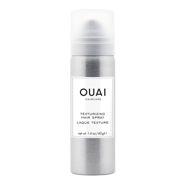 Ouai Texturizing Hair Spray Travel (Luxe Mini) - 1.4 fl oz / 40g