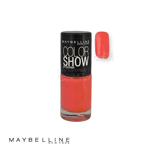 Maybelline Color Show Nail Polish 342 Coral Craze 7ml