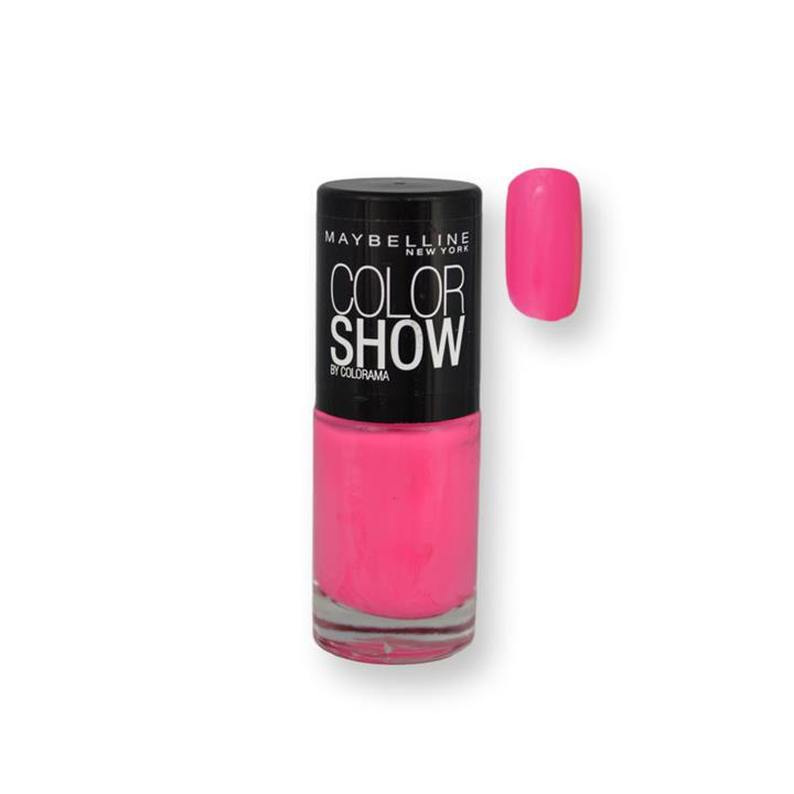 Maybelline Color Show Nail Polish 262 Pink Boom 7ml