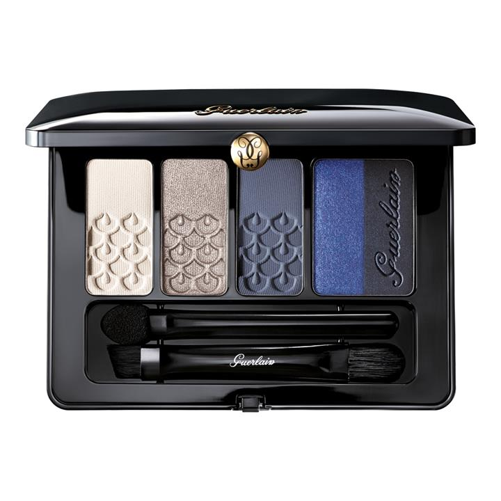 GUERLAIN Palette 5 Couleurs - Nude To Smoky Look 05 Apres L'Ondee