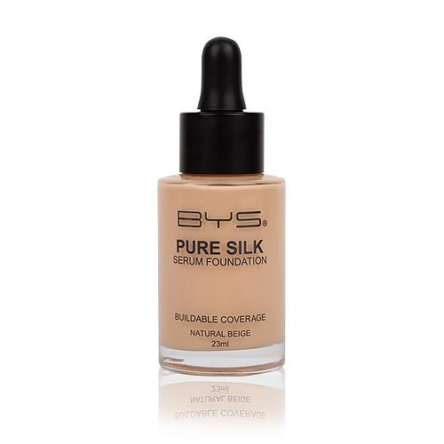 BYS Pure Silk Serum Foundation 03 Natural Beige 23ml