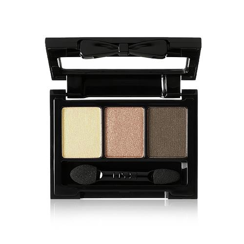 NYX 3 Color Shadow Palette Love In Rio Barefoot In The Sand LIR07