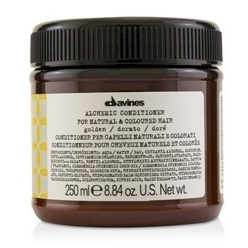 Davines Alchemic Conditioner - # Golden (For Natural & Coloured Hair) 250ml/8.84oz Hair Care