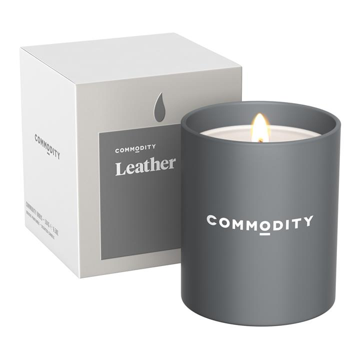 Commodity Candle Leather