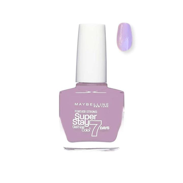 Maybelline Super Stay 7 Days Gel Nail Color 210 Eternal Lilac 10ml