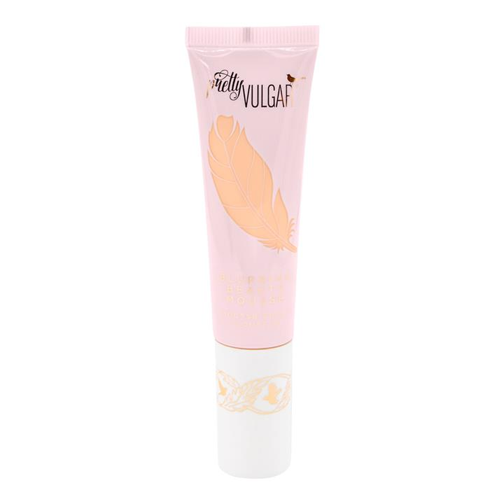 Pretty Vulgar Bird's Nest Blurring Beauty Mousse 22. Walking on Eggshells