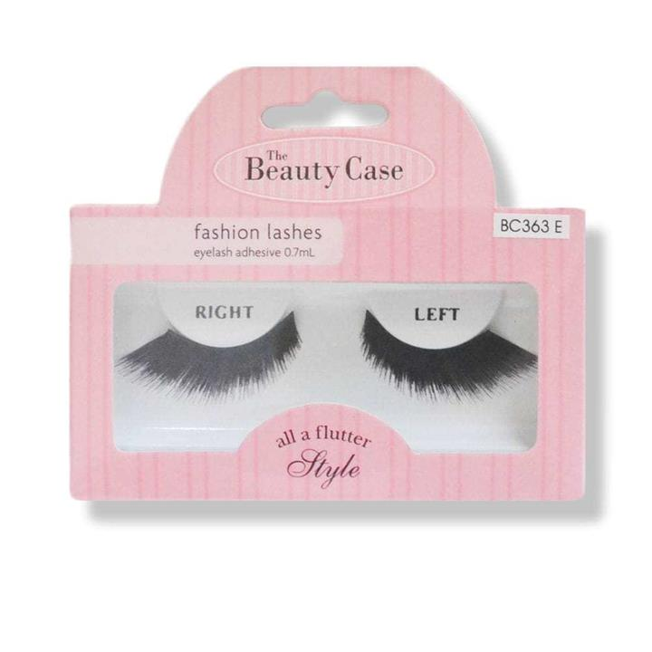 The Beauty Case False Lashes All A Flutter Style Bc363E