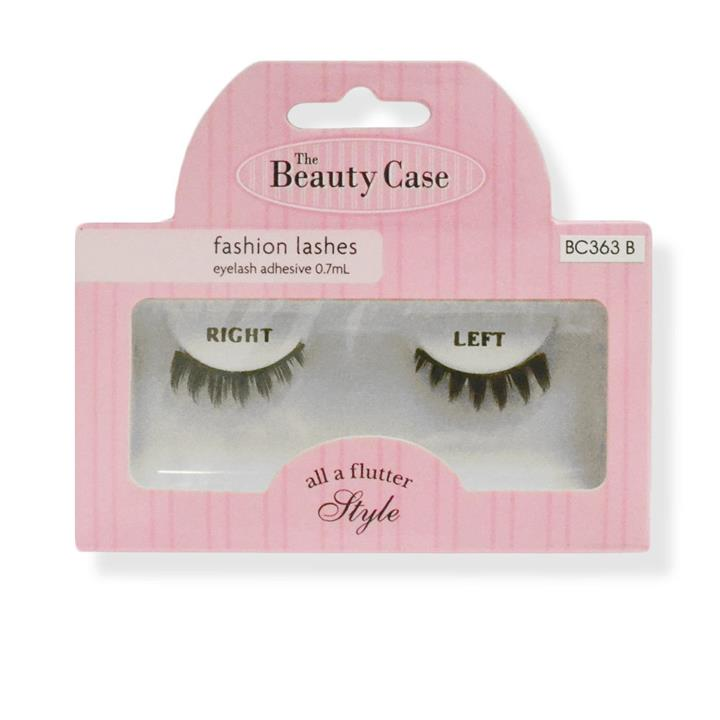 The Beauty Case False Lashes All A Flutter Style Bc363B