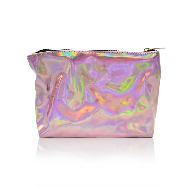 Holo Queen Makeup Bag