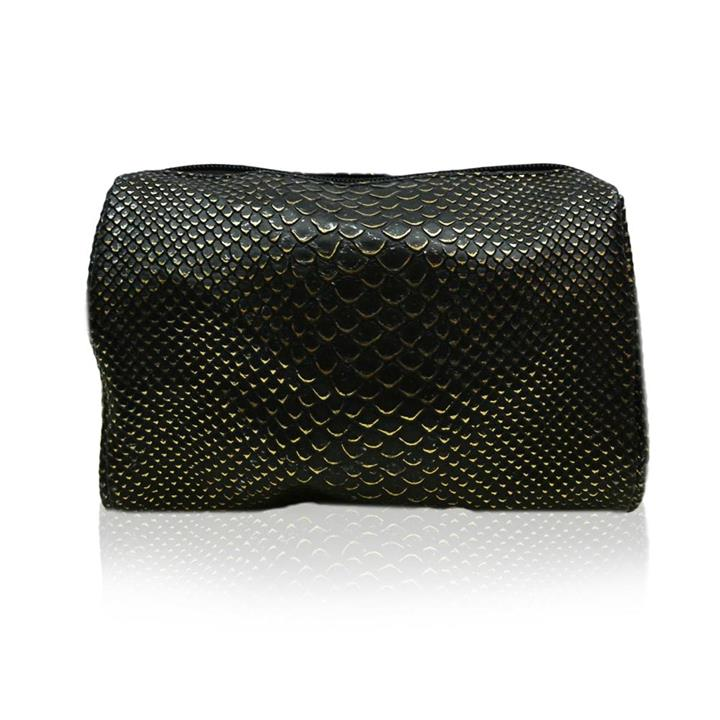 Night On the Town Makeup Bag Black