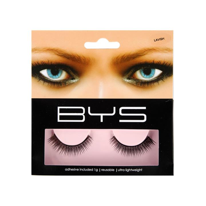 BYS Eyelashes 01 Lavish
