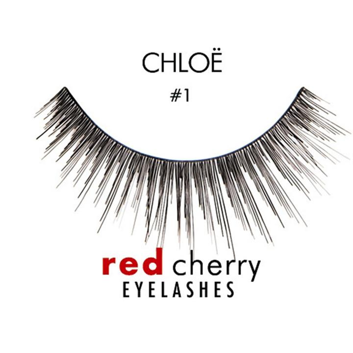 Red Cherry Eyelashes 1 Chloe