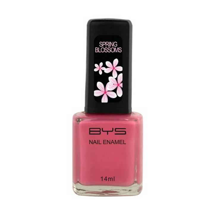 BYS Scented Nail Enamel Blossoms 14ml
