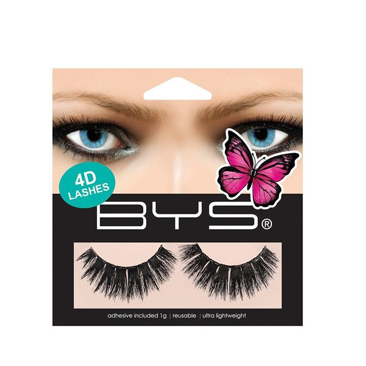 BYS 4D Lashes Dramatic Butterfly Collection