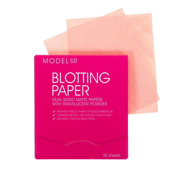 ModelCo Blotting Paper Dual Sided Matte Papers