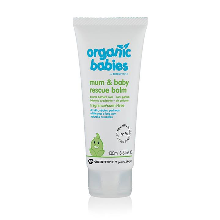 Green People Mum & Baby Rescue Balm-Scent Free 100ml