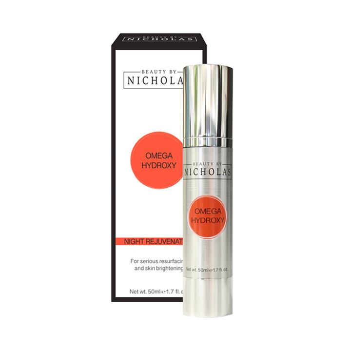 Beauty By Nicholas Omega Hydroxy 50ml
