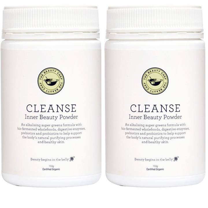The Beauty Chef Cleanse Inner Beauty Powder 2 x 150g