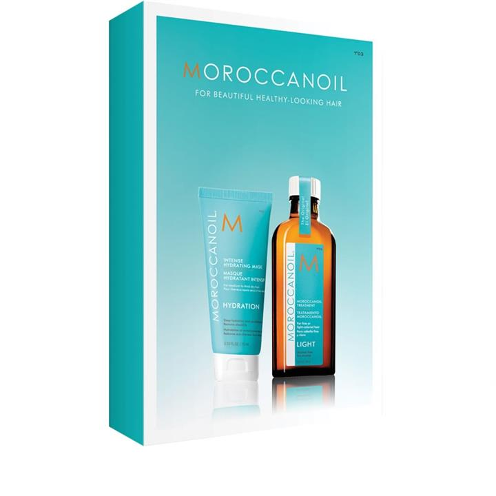 Moroccanoil Intense Hydrating Mask/Light Treatment Pack (42236)