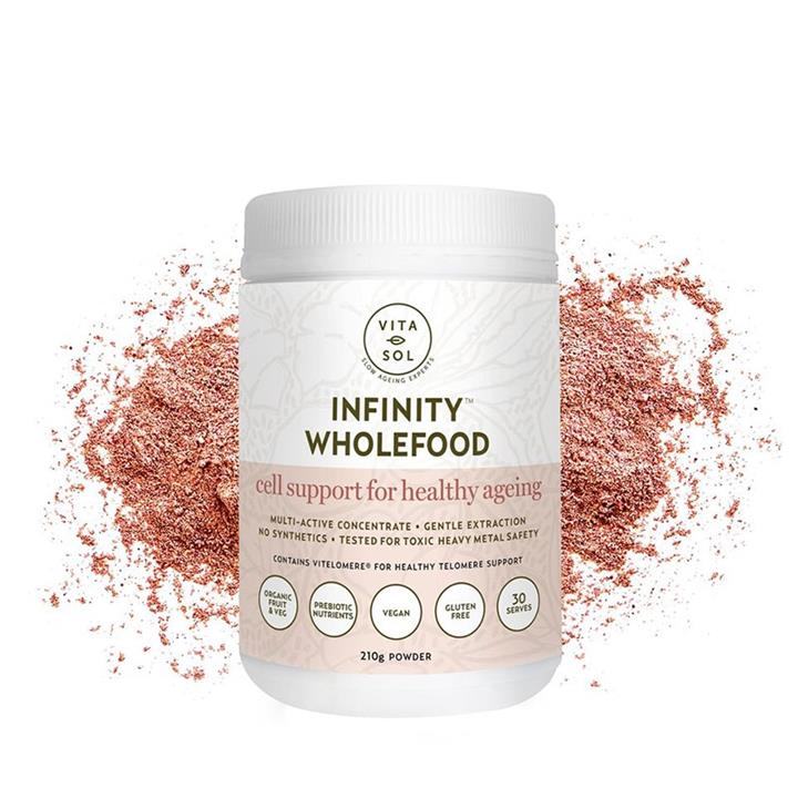 Vita Sol Infinity Wholefood Powder 210g