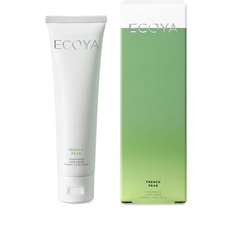 Ecoya Hand Cream - French Pear 100ml