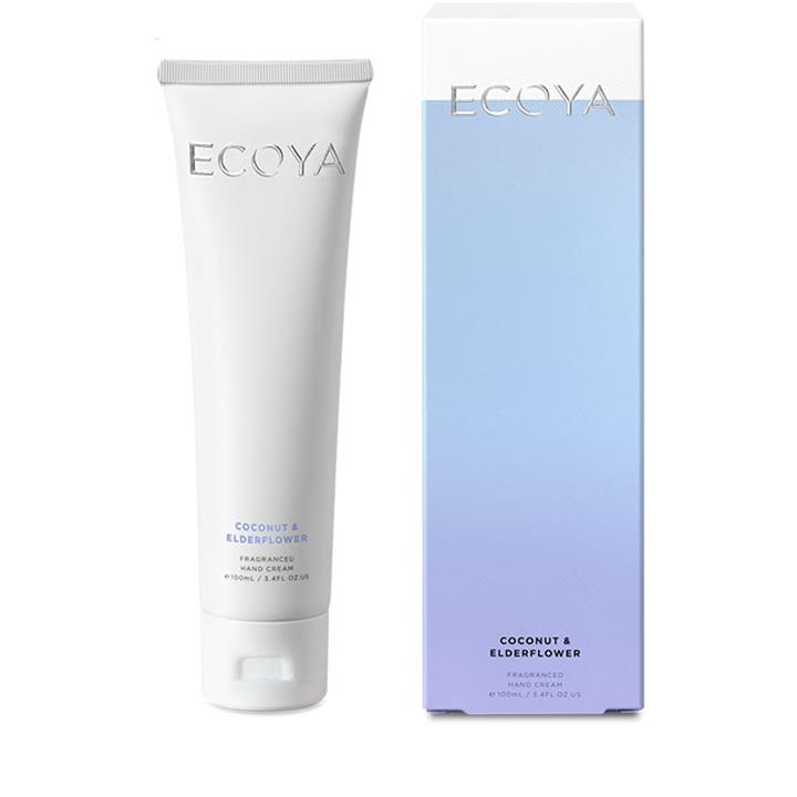Ecoya Hand Cream - Lotus Flower 100ml