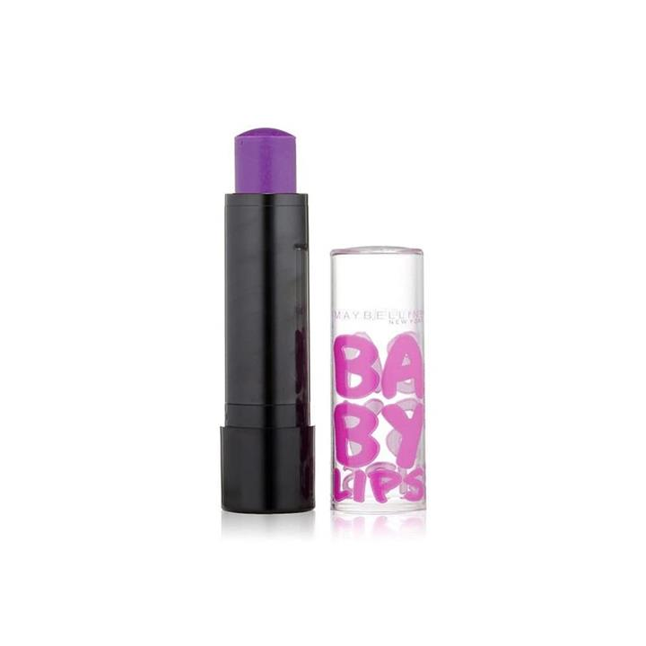 Maybelline Baby Lips Colored Lip Balm Electro Pop Berry Bomb 3.5g