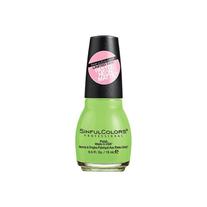 Sinful Colors Nail Polish 2288 Acid Test 15ml