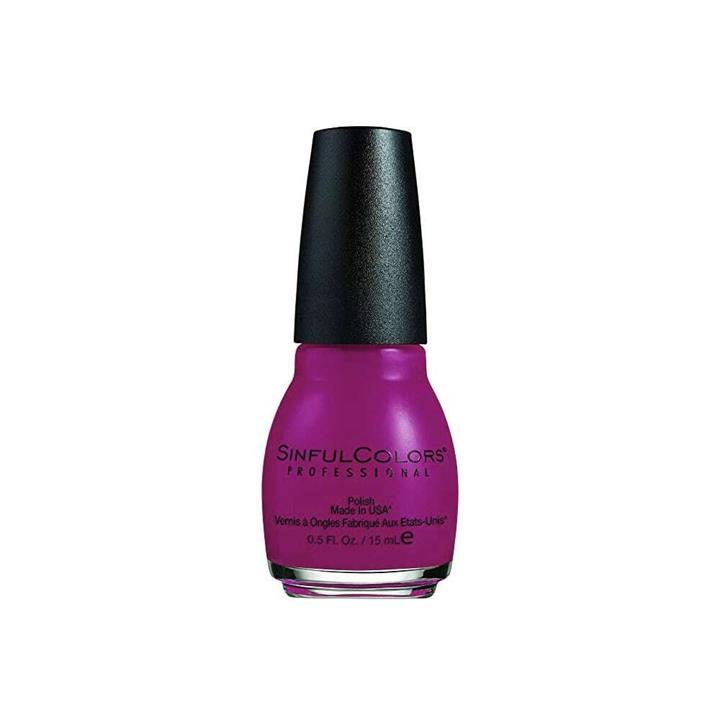 Sinful Colors Nail Polish 1700 Poisonberry 15ml