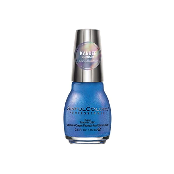 Sinful Colors Nail Polish 2255 Blueberry Hot Rod 15ml