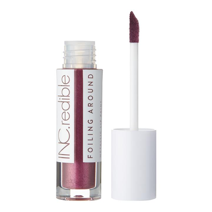 INC.redible Foiling Around Liquid Lipstick Oh Yeah, You Did