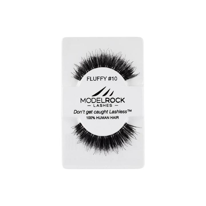 ModelRock Lashes Kit Ready Fluffy Collection #10