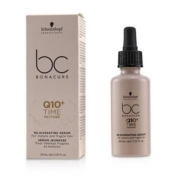 Schwarzkopf BC Bonacure Q10+ Time Restore Rejuvenating Serum (For Mature and Fragile Hair) 30ml/1.01oz Hair Care