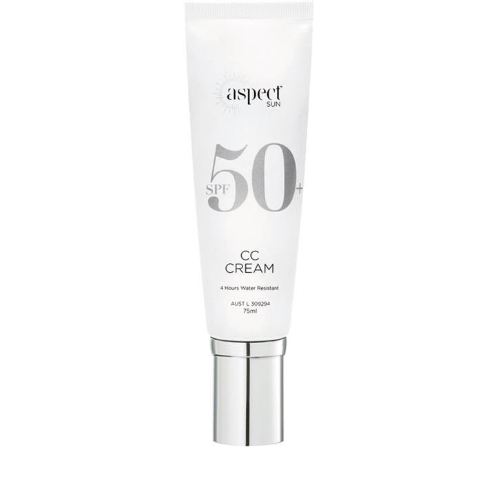 Aspect Sun CC Cream SPF 50+